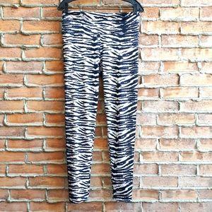 Volcom Tiger Stripe Polyester Leggings